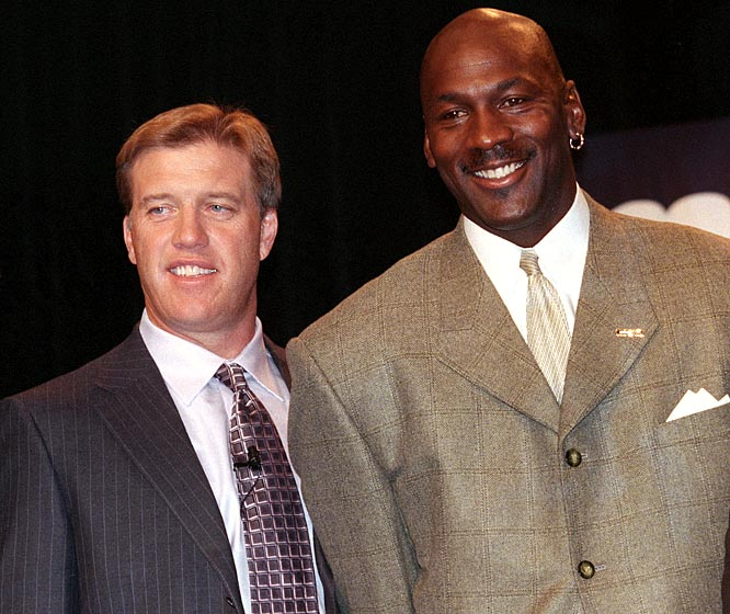 It's not easy being the son who follows in the footsteps of a player regarded as the greatest or among the greatest to play his sport. While Marcus Jordan will try his luck playing basketball at Central Florida next year, Jack Elway has already decided to quit the Arizona State football team and focus on other interests at the school, which shouldn't be too hard at ASU.