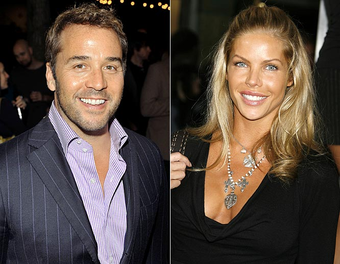 You'd think Piven (a.k.a. Ari Gold) would be able to land a well-respected Hollywood starlet, what with the success of <i>Entourage</i> and his films, but the actor has been spotted with Canseco recently. Yes, the ex-wife of Jose Canseco, who still chooses to keep the disgraced slugger's last name a decade after their divorce and who wrote a forgettable tell-all titled <i>Juicy</i> after Jose's own tell-all <i>Juiced<i> was released.