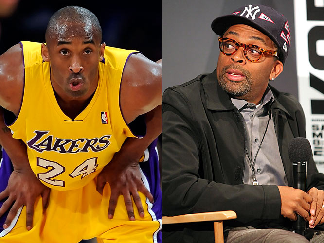 So are we supposed to be shocked about a report that Bryant gave Lee a hard time during the filming of <i>Kobe Doin' Work</i> (terrible title for the documentary, by the way)? The best part about the reported rift is that Stephen A. Smith had to step in and tell Lee to drive to Bryant's house to settle the issue of creative control, but Kobe wouldn't even meet with the filmmaker. Anyone else get the feeling that a documentary about the making of the documentary would be better than the actual documentary?
