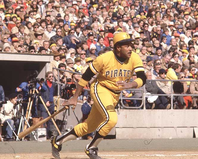Willie Stargell, the all-time Pirate career leader in home runs, RBIs and extra base hits, dies from kidney problems at the age of 61.