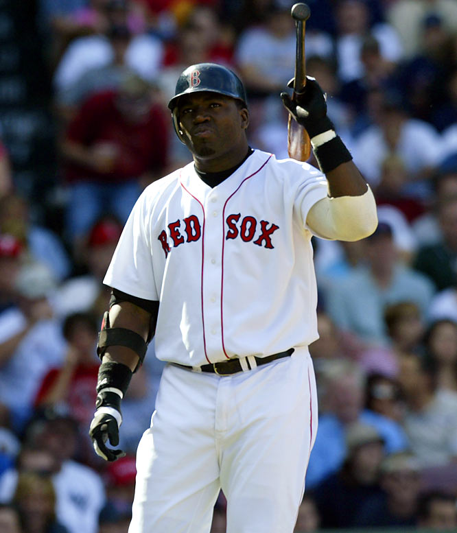 Slugging star David Ortiz, who with Manny Ramirez helped deliver the Boston Red Sox their first world championship in 86 years in 2004 and a second title in 2007, is among the names on the list of 104 players who tested positive for performance-enhancing drugs in 2003, according to the New York Times.