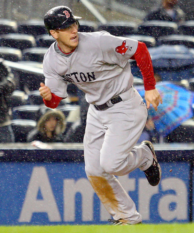 STUD: .379 average (11-for-29), 9 runs, 4 HRs, 14 RBIs, 1 steal