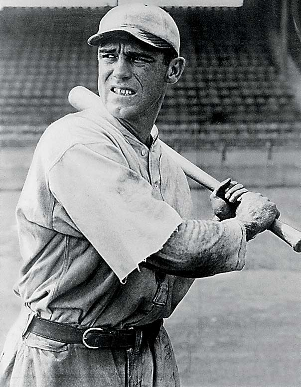 In 1922 -- just two years after amassing 257 hits in a season (a mark which stood until Ichiro broke it with 262 in 2004) -- Sisler hit safely in 41 consecutive games. That season, he also batted .420, which remains the third highest average in the 20th century.