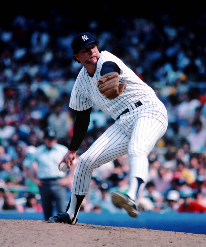 "Gossage, one of the top closers in baseball history, was given his nickname by Chicago White Sox roommate Tom Bradley, who once said, ""You look like a goose when you throw."" The nickname stuck all the way to Cooperstown, where Goose was enshrined last year."