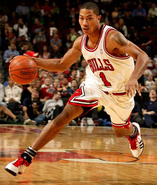 Rose, the top pick in the 2008 draft, anchored a strong rookie class by averaging 16.8 points and 6.3 assists and quarterbacking the Bulls into the playoffs as the No. 7 seed in the Eastern Conference. Memphis' O.J. Mayo, New Jersey's Brook Lopez and Oklahoma City's Russell Westbrook also collected first-place votes while finishing second, third and fourth, respectively.