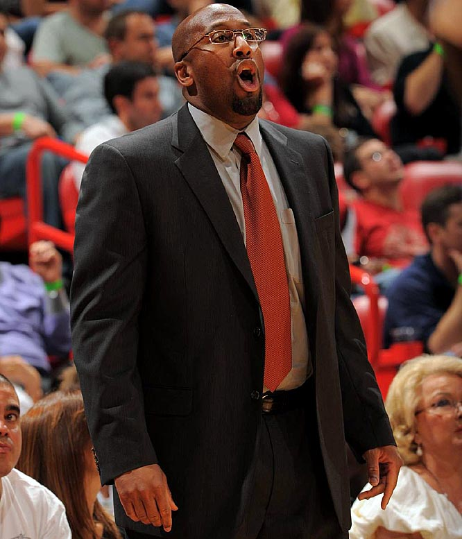 Eleven coaches received first-place votes, but Brown won comfortably after leading the Cavs to a 21-win improvement and a franchise-best 66-16 season. In Brown's fourth year as coach, Cleveland finished 39-2 at home and earned the No. 1 seed in the Eastern Conference for the first time in team history.