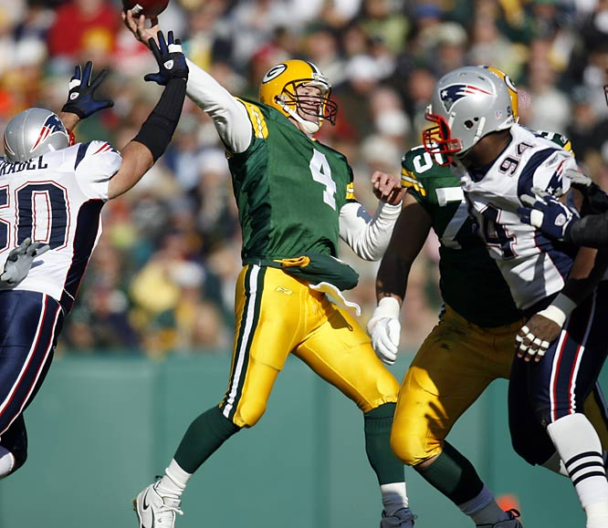 "Before the NFL Draft, Favre tells the Milwaukee Journal-Sentinel: ""I still feel like I can play at a high level and obviously the Packers do, too, or they wouldn't be concerned about my decision. But there are some things I have to sort out. There are some things I'm looking for in the team and what they're trying to do. I guess if those don't come together, I guess I won't play. It's just kind of wait and see."" Soon afterward he confirms he will play another season."