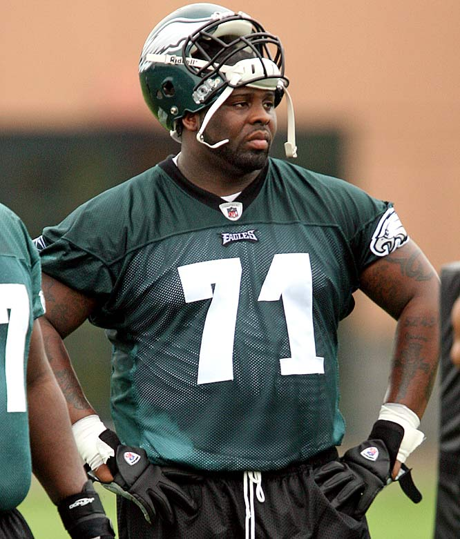<i>Buffalo sends LT Jason Peters to Philadelphia for 2009 first-round pick, 2009 fourth-round pick, 2010 conditional pick.</i><br><br>The Eagles acquired the two-time Pro Bowl left tackle and gave him a six-year, $60 million contract. The Bills weren't interested in paying that much for a lineman who gave up a lot of sacks last season. But the 6-foot-4, 340-pound Peter is a major talent and should have success filling in for long-time Eagle Tra Thomas, who signed with the Jags this offseason.
