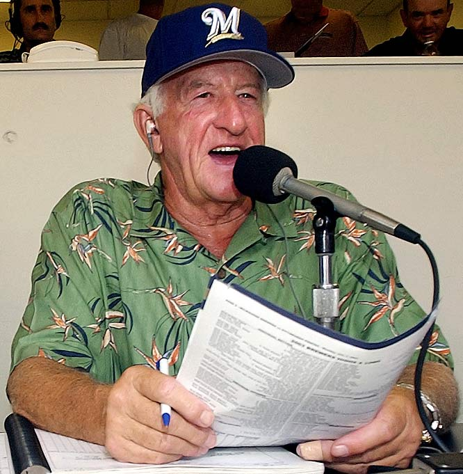 Is there anyone who has elicited better stories in the history of sports than Uecker? Both Artie Lange's and Norm Macdonald's classic appearances on the <i>Late Show with David Letterman</i> this year have been highlighted by stories about the Milwaukee Brewers' play-by-play man. Those stories have made Uecker comedic gold, which may come as a surprise to those who remember him from <i>Mr. Belvedere</i>.