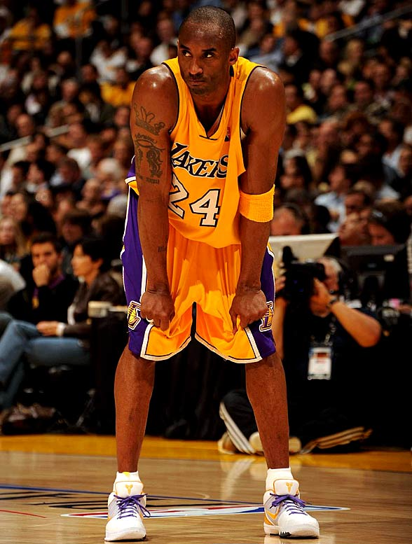 Spike Lee's <i>Kobe Doin' Work</i>, a documentary showing Bryant during a game against the Spurs last season, wasn't nearly as engaging as I thought it would be. It felt more like a movie's DVD commentary version. Lee said he was inspired to make the film after watching <i>Zidane: A 21st Century Portrait</i>. He probably should watch that 2006 documentary again to see how a movie highlighting one player should be made.