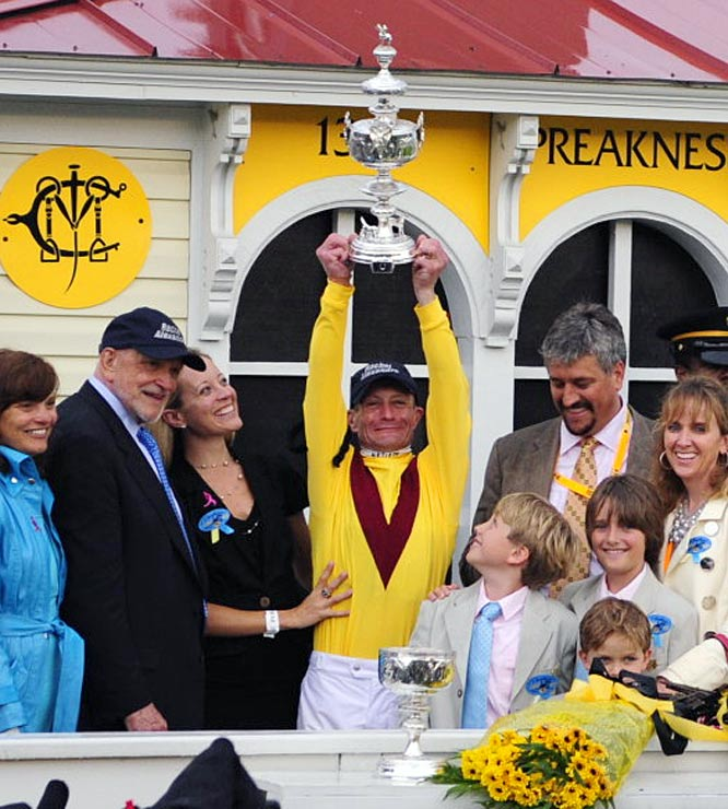 Thanks to Rachel Alexandra's Preakness victory, this season will mark just the sixth time in 13 years an official Triple Crown will not be on the line at the Belmont Stakes.