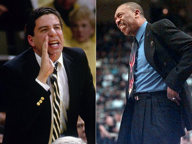 In 1988, both the University of Iowa and the University of Illinois were going after top high school basketball prospect Deon Thomas. Pearl, then an assistant coach at Iowa, recorded a phone conversation in which Thomas admitted to accepting an SUV and cash from Illinois assistant coach Jimmy Collins. Pearl turned the tapes over to the NCAA, but both Thomas and Collins were found innocent. The feud, however, was sealed, and the two refused to participate in postgame handshakes as coaches in the Horizon League.