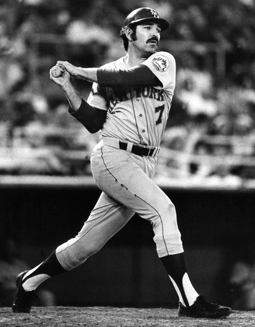 In a 4-3 loss to the Cubs at Wrigley Field, Bronx native Ed Kranepool collects his 1,000th major league hit. The James Monroe High School graduate, who played his entire 18-year career with the Mets, remains the all-time franchise leader with 1,418 hits.