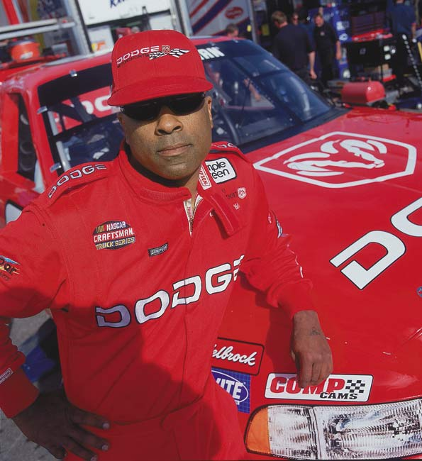 Willy T. Ribbs becomes the first black driver to participate in the Indianapolis 500.
