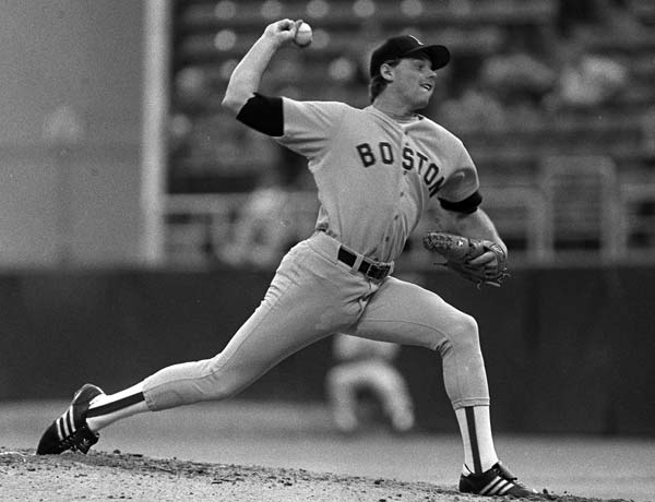 In his first major league start, Roger Clemens earns the victory in a 5-4 victory over the Twins.