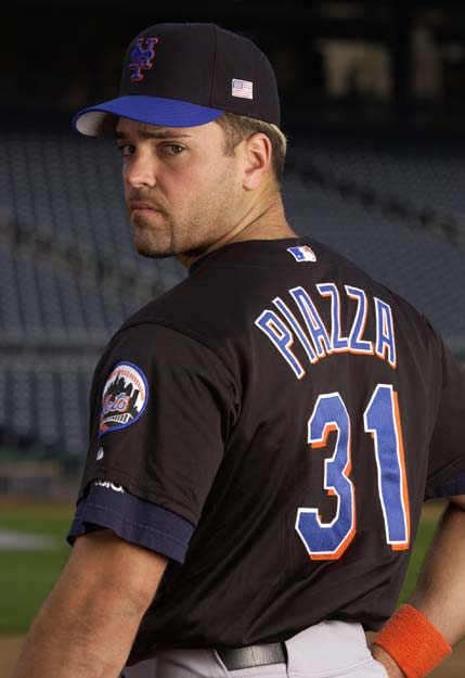 The Mets trade Preston Wilson, Geoff Goetz and Ed Yarnell to the Marlins for Mike Piazza. Florida had acquired the all-star catcher a week before from the Dodgers along with Todd Zeille in exchange for Gary Sheffield, Bobby Bonilla, Charles Johnson, Jim Eisenreich, and Manuel Barrios.