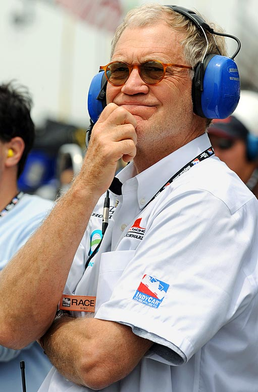 In 1997, Letterman purchased a small share of former Indianapolis 500 winner Bobby Rahal's racing team. The team changed its name to Rahal Letterman Racing in 2004 and was a part of the IRL IndyCar Series until this year, when it went on hiatus due to lack of sponsorship.