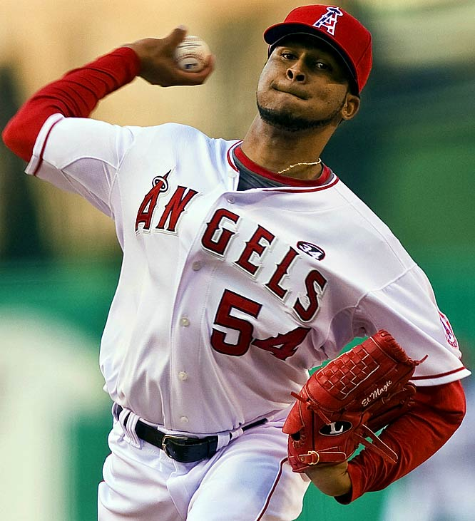 DUD: <br>6.1 IP <br>19 hits allowed <br>15 runs <br>21.32 ERA <br>3.63 WHIP
