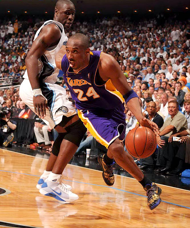 Kobe Bryant scored 30 points to go with six rebounds and five assists in the title-clinching win.