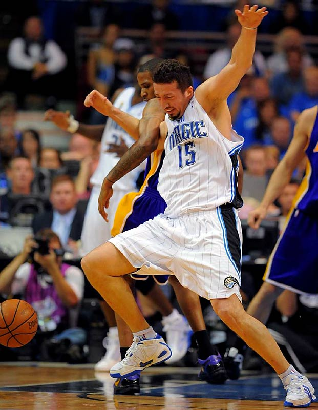 Turkoglu led the Magic with seven assists (against only one turnover) to go with 18 points and six rebounds.