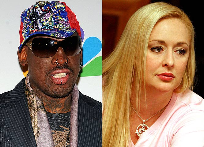 One of the greatest shows on television, VH-1's <i>Celebrity Rehab With Dr. Drew</i>, will have a sporty feel to it this season. The network announced that former NBA bad boy Rodman and country singer McCready, who made headlines when she confessed to having an affair with Roger Clemens, will be on the show. Too bad America is sick of the former and hardly cares about the latter.