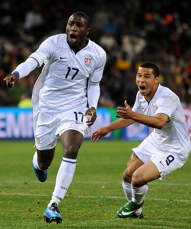 Jozy Altidore had been slumping before coming up big against Spain.