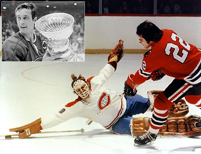 It was the last Stanley Cup for Jean Beliveau and the first for Ken Dryden. Chicago took a surprising 2-0 lead before goaltender Dryden (the Finals MVP) and brothers Frank and Peter Mahovlich took control of the series. The Canadians are one of five NHL teams to overcome a Game 5 loss and win the championship. That group includes the 1950 Detroit Red Wings, 1964 Toronto Maple Leafs, 1971 Montreal Canadiens, 2001 Colorado Avalanche and 2004 Tampa Bay Lightning.