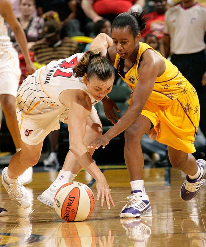 "Double-digit road losses by the Sparks to Detroit, Minnesota and Indiana have L.A.'s fans asking the same question: So, when does Candace Parker get back? Word was late June, but earlier this month Parker told the Los Angeles Times she's ""not rushing it."" With three tough Western Conference foes looming on the schedule, and Phoenix and Minnesota off to such hot starts, who knows how much longer the Sparks can afford to wait for their MVP?<br><br>Next three: 6/19 at Phoenix; 6/21 vs. Sacramento; 6/26 at Seattle"