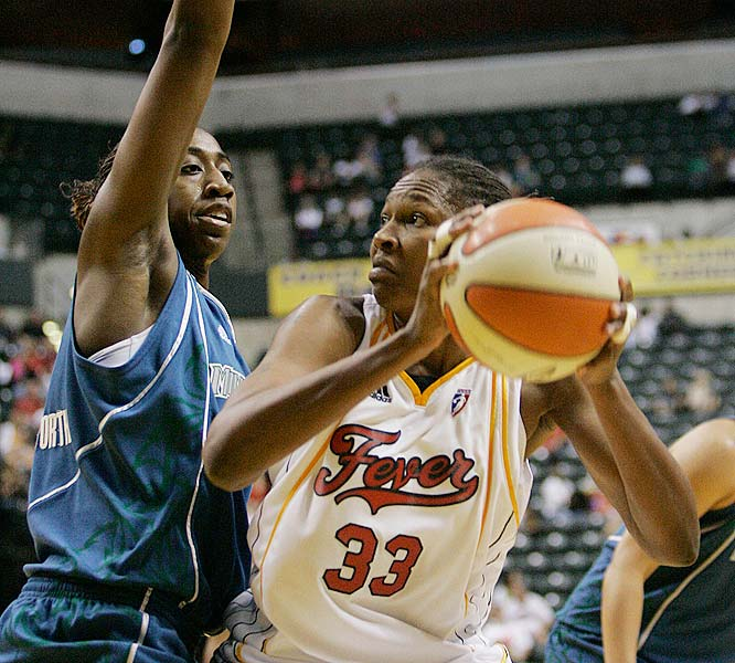The hits keep on coming for the Fever, which lost splash free-agent signee Yolanda Griffith (pictured) to a torn left Achilles tendon two minutes into their 73-66 victory over Seattle on June 9. Worse, the injury could be career-ending given that before the season, the seven-time All-Star and Olympic Gold medal winner said this would be her last year in the league. <br><br>Next three: 6/19 at Detroit; 6/21 vs. Detroit; 6/26 at New York