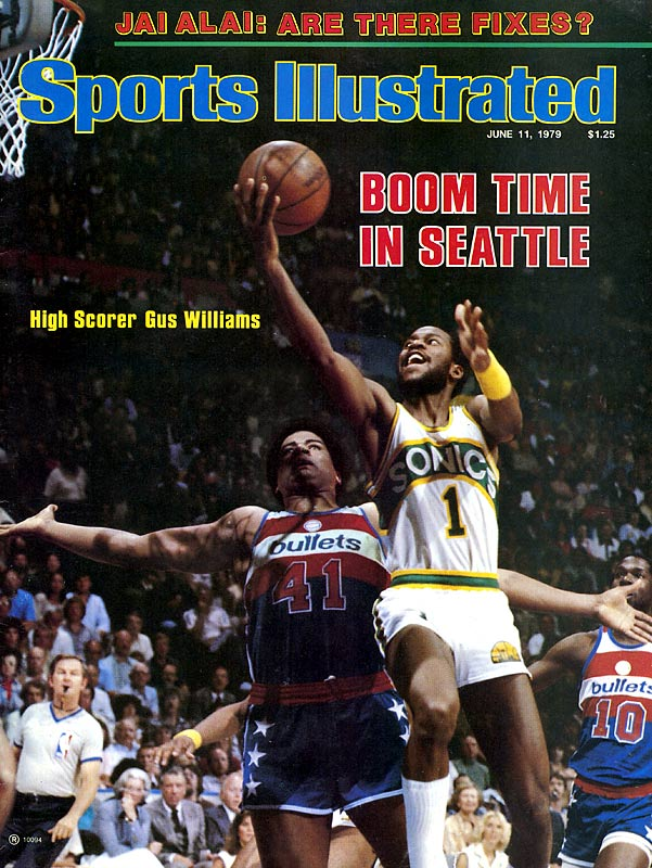 He ended fast breaks with acrobatic layups, and was one of the smoothest passers in the NBA. Williams played 11 seasons, including six with the Sonics, including in 1979 when he helped Seattle win the only major professional sports championship in the city's history.