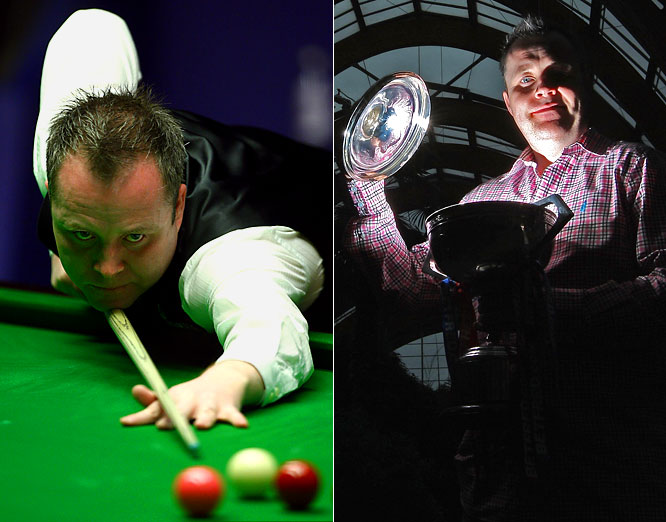 Higgins is the reigning World Snooker Champion, defeating Shaun Murphy last May to capture the title for the third time. He has been the world's No. 1 player on three occasions and also won the World Snooker Championships in 1998 and 2007.