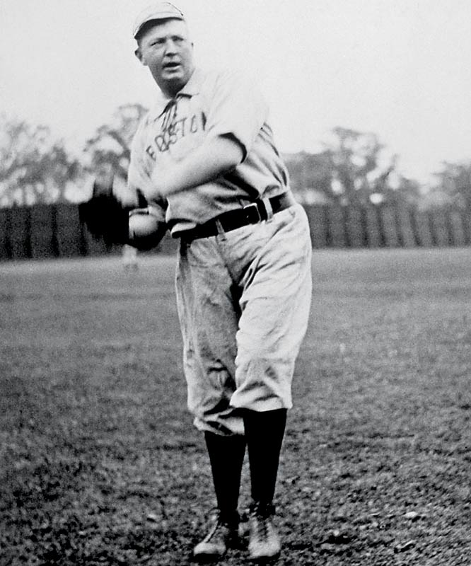 Pre-1900 Perfect Games (not pictured):  Monte Ward - June 17, 1880   (Providence Grays 5, Buffalo Bisons 0)   Lee Richmond - June 12, 1880   (Worcester Ruby Legs 1, Cleveland Blues 0)  Young's perfect game was part of a streak of 23 consecutive no-hit innings over four appearances.  Connie Mack commented this was the most impressive game ever pitched.