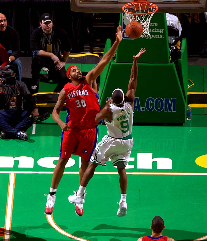 After being wooed by a Celtics contingent that included Kevin Garnett, Paul Pierce and Ray Allen, the four-time All-Star decided to help Boston in its quest to regain the NBA crown. Wallace, who will be paid $11.5 million over the next two seasons, is expected to come off the bench behind Garnett and center Kendrick Perkins.