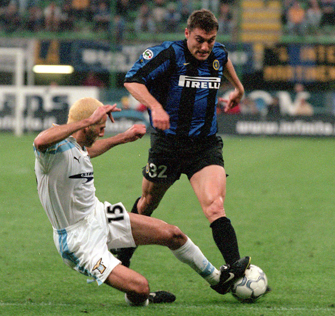 "Newly installed Inter Milan coach Marcello Lippi longed for the Australian-raised Italian international, whom he coached for a season while both were at Juventus. Inter made ""Bobo"" the most expensive transfer at the time, and the prospect of pairing him up top with Ronaldo was mouth-watering -- but the injury-prone strikers rarely shared minutes on the pitch."