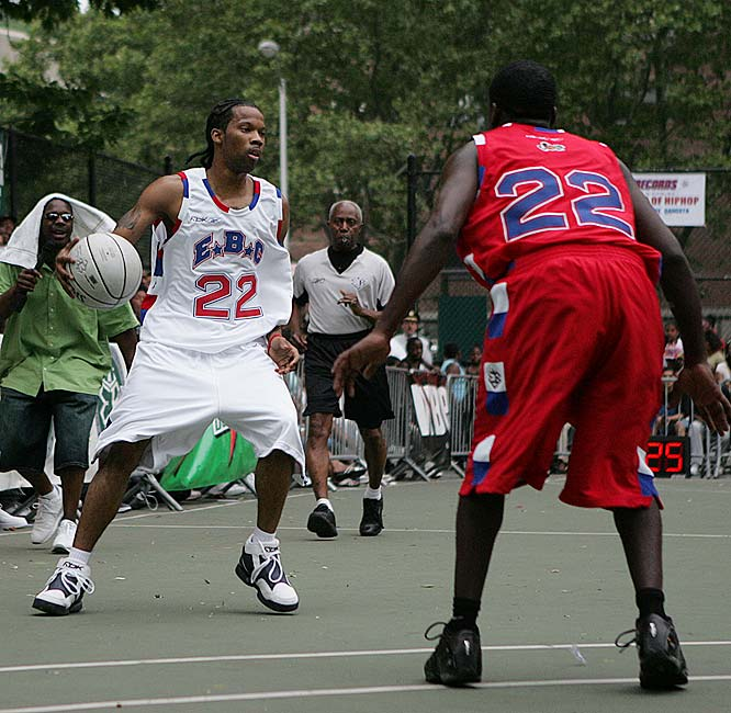 Catch streetball legends, as well as NBA players, at New York City's famed Rucker Park. The Entertainer's Basketball Classic league games start at 8 p.m., Monday through Thursday.  Entrance is free, but arrive early for a sweet spot in the bleachers.