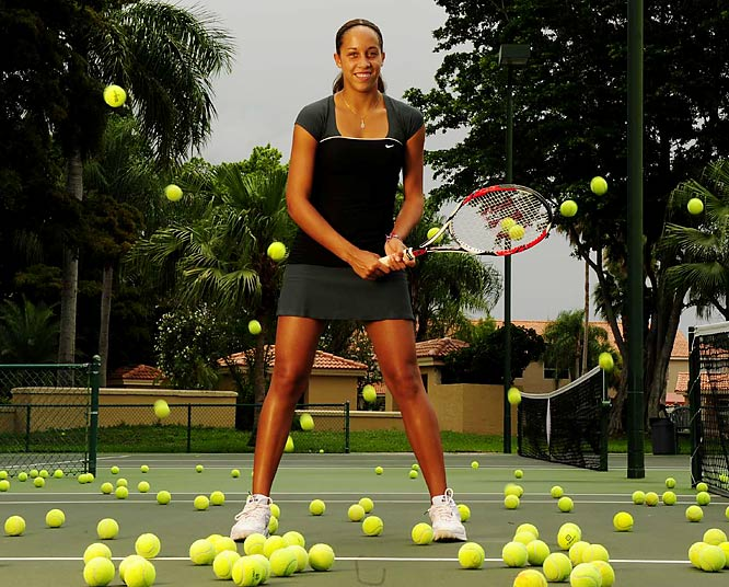 <i>Our weekly Friday look at newsmakers in the tennis world.</i><br><br>One week after being featured in <i>Sports Illustrated</i> as a star of tomorrow, the 14-year-old phenom defeated Serena Williams 5-1 in a World TeamTennis match in Philadelphia. The big-serving Keys, who made her WTA Tour debut in April (her appearances are limited because of her age), is 5-foot-11 and grew up idolizing Serena's sister Venus. She is coached by Chris Evert's younger brother, John.