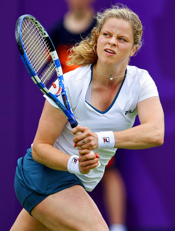 The 2005 U.S. Open champion, who retired in May 2007, returned to competitive tennis this week. In two World TeamTennis singles matches, Clijsters defeated Vania King and 14-year-old phenom Madison Keys. The 26-year-old Clijsters, who spent 19 weeks at No. 1, is set to play in WTA tournaments in Cincinnati and Toronto followed by the U.S. Open. If she's happy with the results, Clijsters could make a permanent return for the 2010 season.