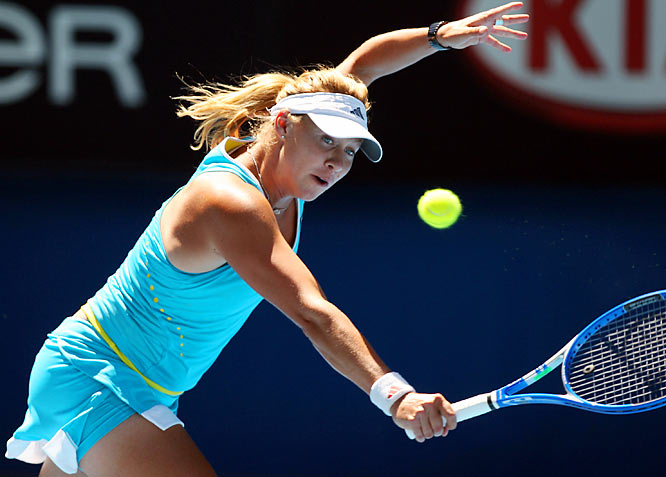 The 28-year-old Aussie, who won seven doubles titles (including the '05 Australian and '07 French Opens), is plotting a comeback to the WTA Tour according to the [i]Herald Sun[/i]. The report indicates Molik, who won bronze at the 2004 Olympics and reached her career-high singles ranking of No. 8 the following year, is planning to focus on doubles.