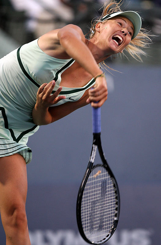 Before losing to Venus, the three-time Grand Slam champion enjoyed more success on the comeback trail this week at the Bank of the West Classic. Sharapova, ranked No. 62, thrashed No. 10-ranked Nadia Petrova in straight sets to crash the quarterfinals.