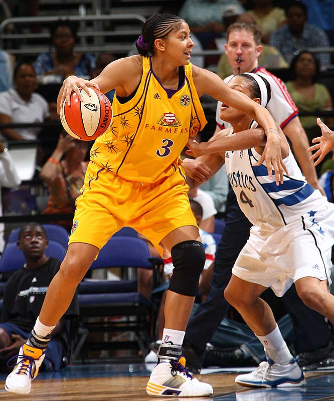 Most teams are lucky to have one Olympian, but the Sparks have four. (Four!) And even though one (Lisa Leslie) is out injured and another (Candace Parker) is working her way back from childbirth, you'd think this team would at least be playing .500 ball, or something close to it. But with the Sparks four games below the Mendoza line, maybe coaching is the problem. How much is Michael Cooper holding down two jobs at once -- his current one in LA, and his new one at USC -- to blame for L.A.'s woes?<br><br>Next three: 7/22 at Seattle; 7/28 at Minnesota; 7/29 at Chicago