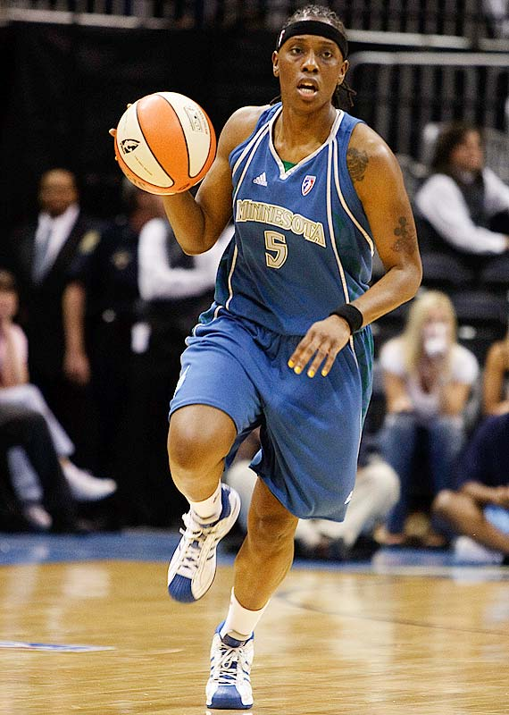 Count Roneeka Hodges (pictured) among the Lynx players who have elevated their games since Seimone Augustus went down with a season-ending ACL injury. Acquired in Houston's dispersal draft last December, the fifth-year forward is one reason the Lynx still rank among the Western Conference's frontrunners. She is averaging career-highs in points (9.4 ppg), field-goal percentage (45.5 percent) and three-point accuracy (46.9 percent). <br><br>Next three: 7/19 at Seattle; 7/22 at Phoenix; 7/28 vs. Los Angeles