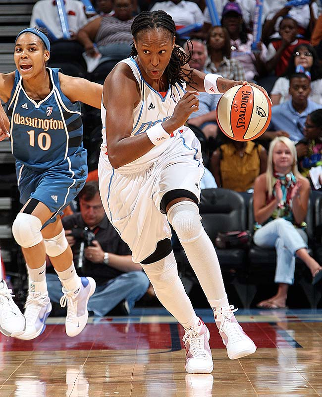 What's the difference between this year's Dream outfit and last year's? Coach Marynell Meadors says it's their ability to finish games. That they won two of their last three games shows they've matured. On Tuesday against Connecticut, they stiffened on defense late to preserve a 72-67 victory. Chamique Holdsclaw (pictured) led the Dream with 19 points, while Erika Desouza pitched in with 12 points and 17 rebounds.<br><br>Next three: 7/11 at New York; 7/15 at Minnesota; 7/17 at Indiana