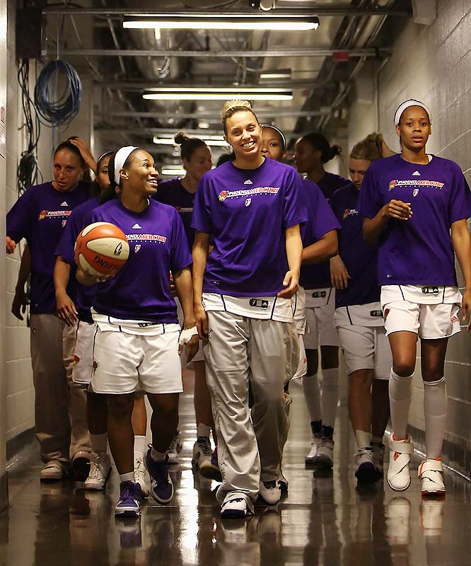 The Mercury succeeded where the Fever failed and locked up that last postseason slot last Saturday night. Still, it was a rocky road: After falling 91-81 to the Mystics last Friday, the Mercury caught a break when West rival Minnesota lost to Connecticut the next night. The playoff trip, the fifth in Mercury history, shows how far Diana Taurasi and company have come since a 2008 season when Phoenix finished a conference-worst 16-18 after winning its WNBA championship the previous year. <br><br>Next three: 8/27 at Los Angeles; 8/29 vs. Connecticut; 9/1 at Detroit.