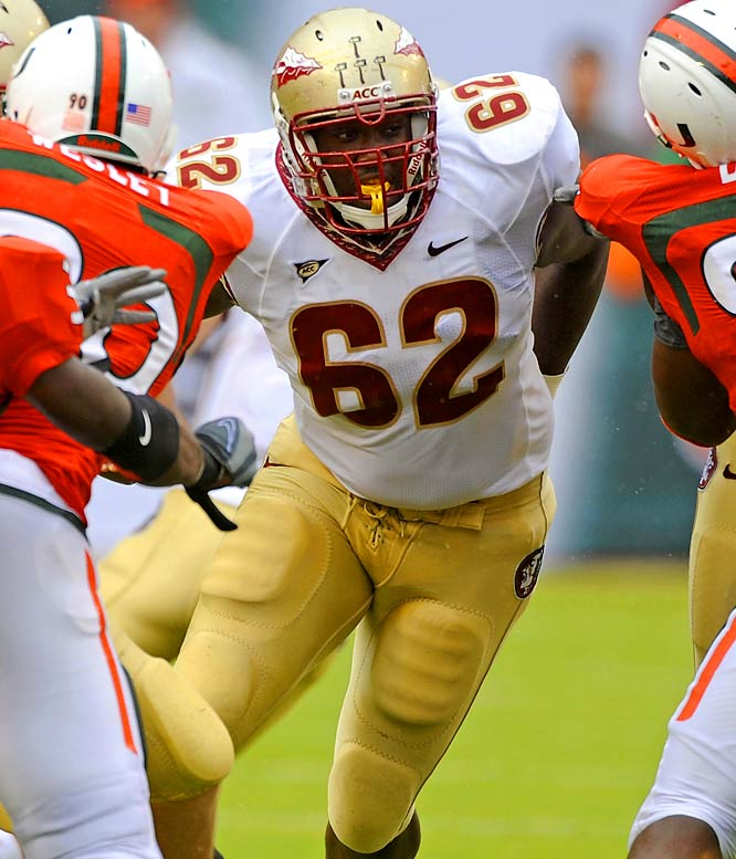 Hudson's smart and strong, but Florida State coaches make no secret of his greatest asset: consistency. In 24 games with the Seminoles, Hudson's missed just 24 assignments.