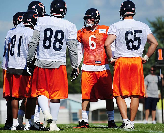 With Jay Cutler now at the helm, the Bears may change their offensive style.  Cutler has a powerful arm that may have offensive coordinator Ron Turner looking to run deep-ball offense similar to that of the Bears' 2006 championship team.