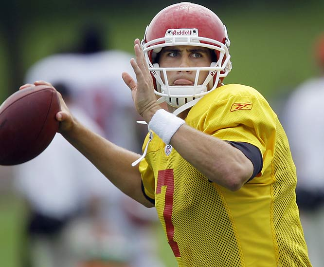 With Matt Cassel at the helm, the Chiefs may have the fire power to bounce back from last year's 2-14 season.