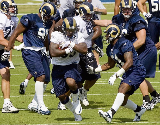 Outscored by more than 200 points last season, the Rams have a lot of work to do in camp.