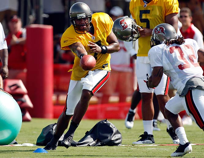 9-7 a year ago, the Bucs got younger this offseason, creating camp battles at a number of positions.