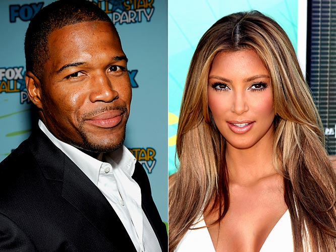 About a month after splitting with Reggie Bush, Kardashian will be confronting another NFL player about dating rumors, although this time it will be scripted. Kardashian will tape a guest appearance as herself on the new Fox sitcom <i>Brothers</i>, in which she presses fictional former football star Michael Trainor, played by Strahan, about rumors that the two are hooking up. It shouldn't be too hard to pull off: It can't be any more scripted than her reality show.