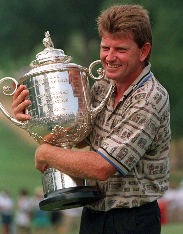 At the 76th PGA Championship, Nick Price shoots a 269 to capture the title.